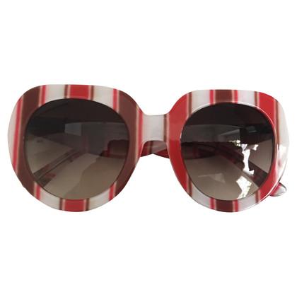 Dolce & Gabbana occhiali da sole strisce