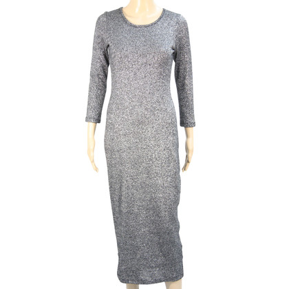 French Connection Kleid in Silber