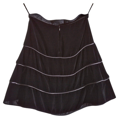 Armani Black mini skirt