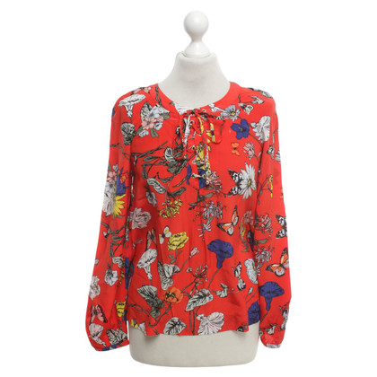 Juicy Couture Blouse with pattern