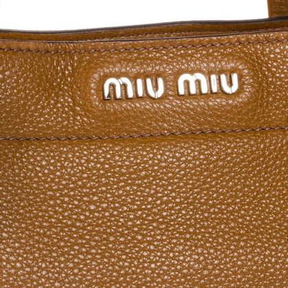 Miu Miu Shopper