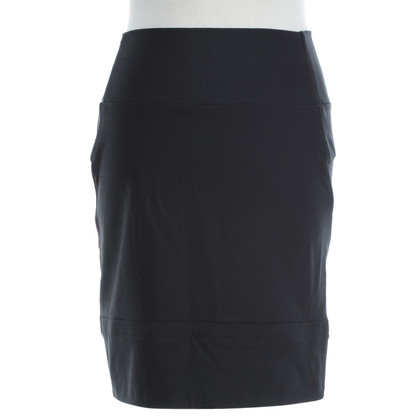 Humanoid skirt in dark blue