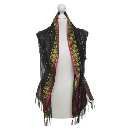 Barbara Bui Vest with fringes