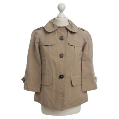 Tara Jarmon The trench coat style jacket