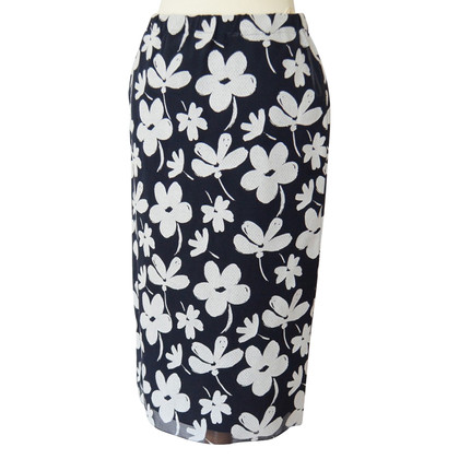 Marni skirt with flower print