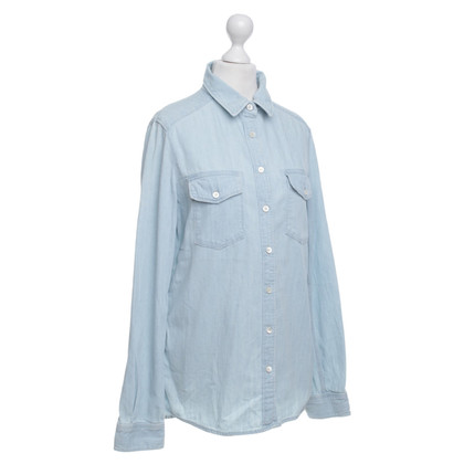 Closed Denim shirt in Light Blue