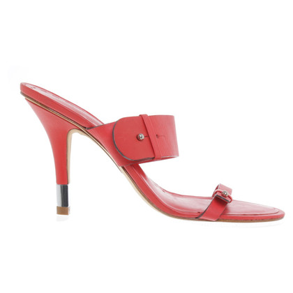 BCBG Max Azria Sandals in red