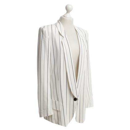 Chloé Blazer with striped pattern