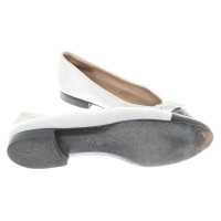 Chanel Ballerinas in black / white