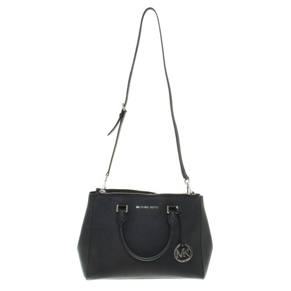 Michael Kors Sutton MD Satchel Black