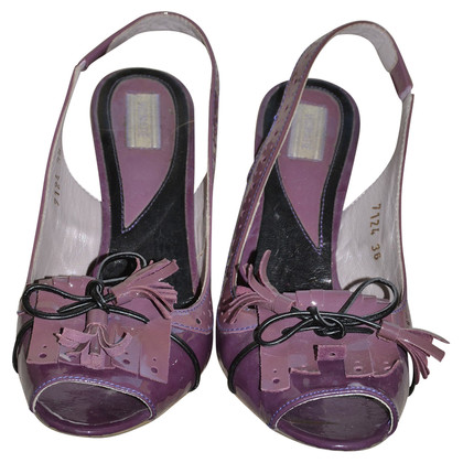 Vic Matie Pumps purple