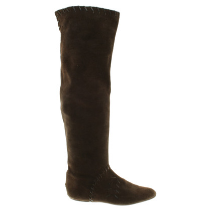 Jimmy Choo Boots in brown