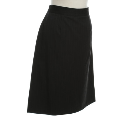 Blumarine skirt with pin-stripe pattern