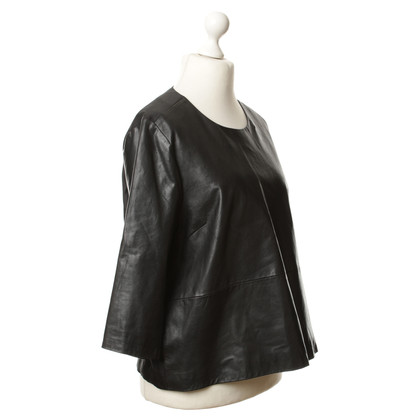 By Malene Birger top leather