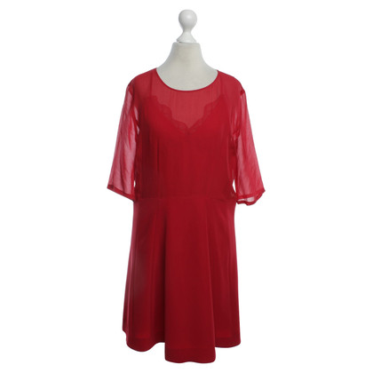 The Kooples Robe en rouge