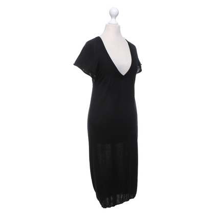 Costume National Strickkleid in Schwarz