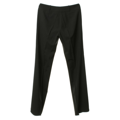 Hugo Boss Crease pants in black
