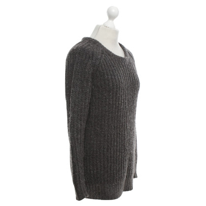 Acne wool jumper in grey