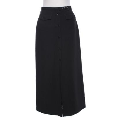 Armani Jeans skirt in black