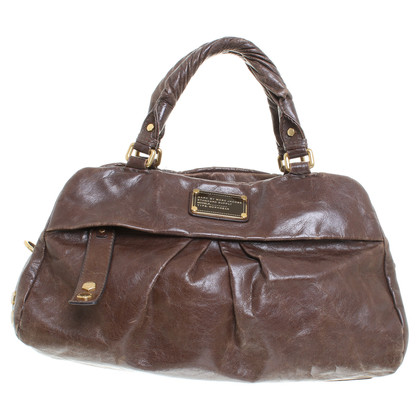 Marc by Marc Jacobs Borsa in pelle marrone