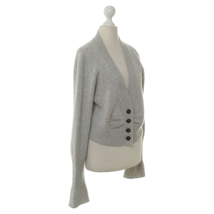 Brunello Cucinelli Strickjacke in Grau