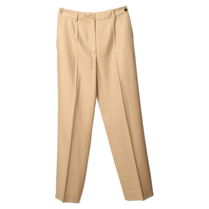 Hermès Trousers in beige