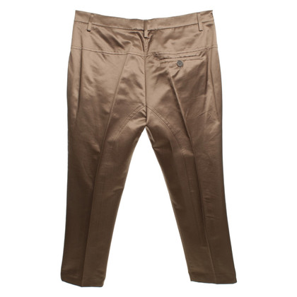 Brunello Cucinelli Bronze colored trousers