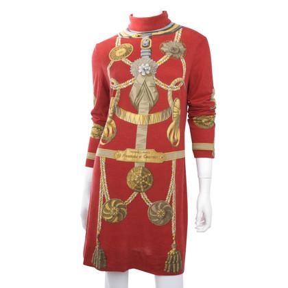 Hermès Vintage Jersey Dress