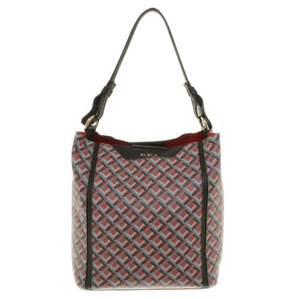 Furla Shoulder bag with graphic print