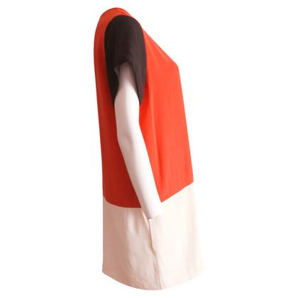 Céline Kleid aus Seide