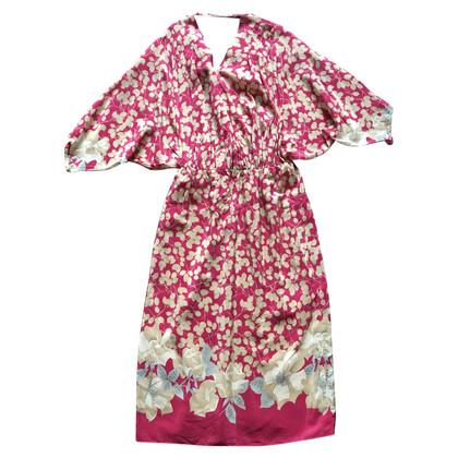 Lanvin silk dress