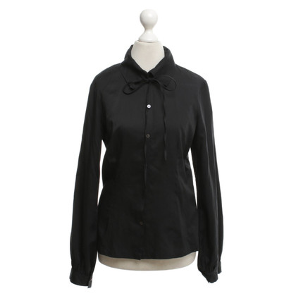 Dries van Noten Blouse in black