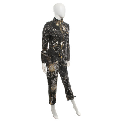 Roberto Cavalli Suit with pattern