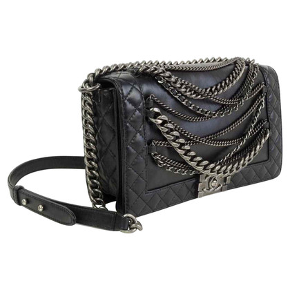 Chanel Enchained Large Boy Bag