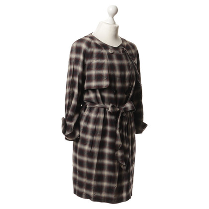 3.1 Phillip Lim Dress with checked pattern