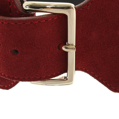 Wolford Waist belt in red