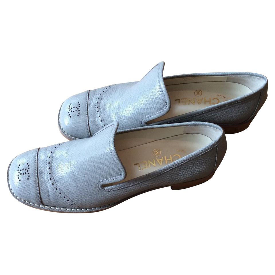 chanel slipper second hand chanel slipper gebraucht kaufen f r 429 00 2218480. Black Bedroom Furniture Sets. Home Design Ideas
