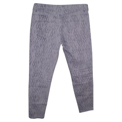 Closed Witte jeans met print