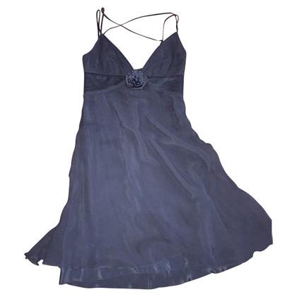 Max Mara Midi-Kleid aus Seide