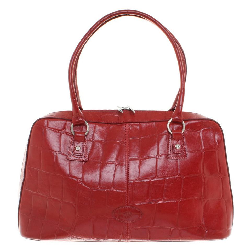 Mulberry Tassen Bijenkorf : Mulberry handtas in rood koop tweedehands