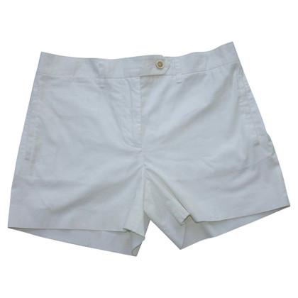Ermanno Scervino Shorts in Bianco
