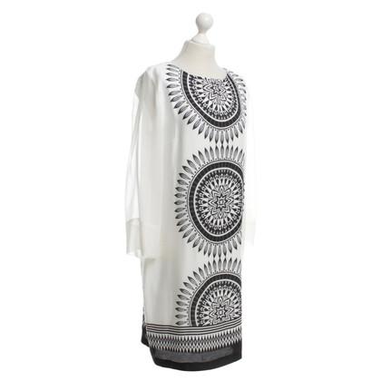 Altre marche Ana Alcazar - Vestito in bianco / nero