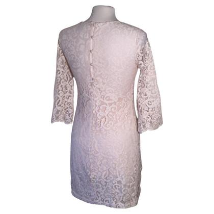 Pinko kanten jurk