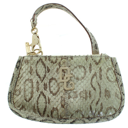 Dolce & Gabbana Snake leather handbag