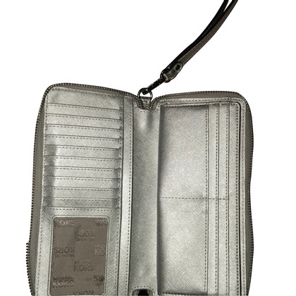 Michael Kors Silver colored wallet