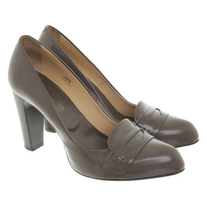 Tod's pumps in grey