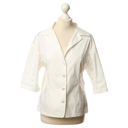 Donna Karan Blouse in white