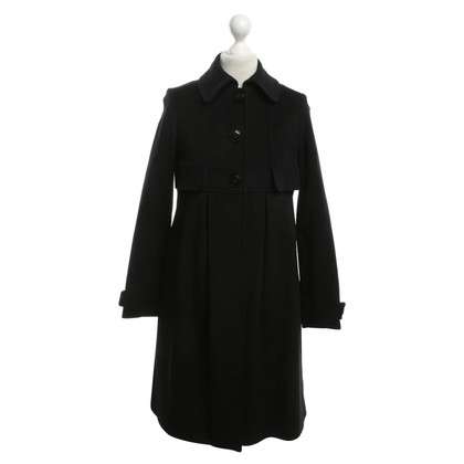 Clements Ribeiro Coat in black