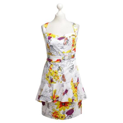 Karen Millen Dress with floral pattern
