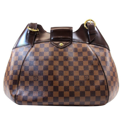 "Louis Vuitton ""Sistina Damier Ebene Canvas"""